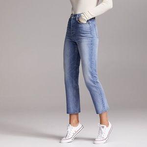 Aritzia/Denim Forum The Arlo Straight Jean Size 27
